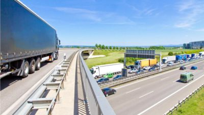 Trudny czas dla kierowców ciężarówek