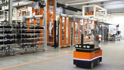 Bariery automatyzacji produkcji