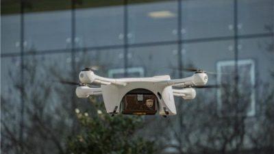 UPS i spółka dedykowana dostawom dronami