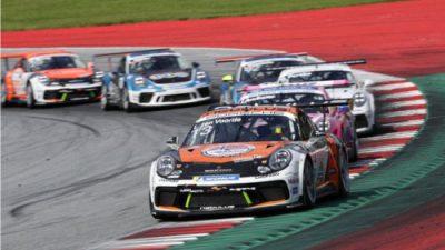 Agility partnerem logistycznym Porsche Carrera Cup Asia
