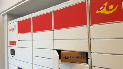 Poczta Polska uruchamia automaty paczkowe
