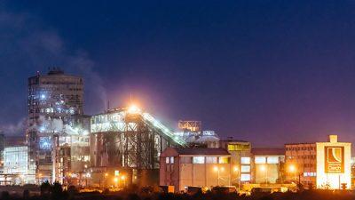 CIECH Soda Romania szykuje się do wstrzymania produkcji