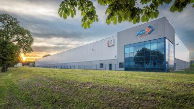 XBS Logistics rozwija się w parku P3 Błonie