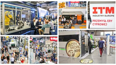 ITM Industry Europe – targi ery cyfrowej
