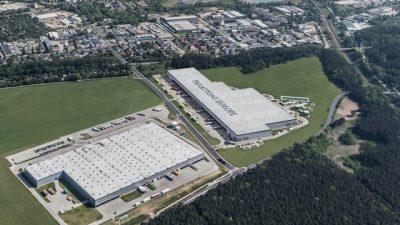 Bydgoszcz rośnie w magazyny