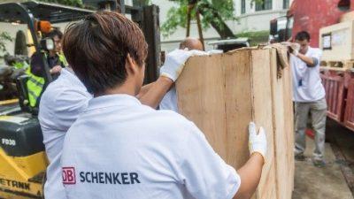Luksusowa logistyka: DB Schenker, Prada i Chiny