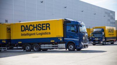 Dachser: nowa linia na zachód Niemiec