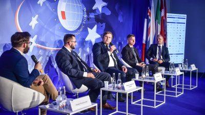 Trójmorze – kierunek ekspansji PKP CARGO