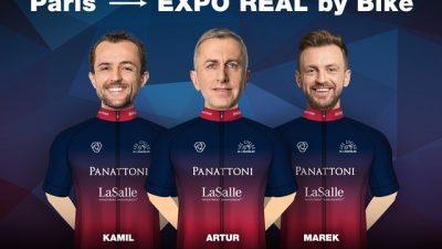 Panattoni Europe w peletonie PARIS-TO-EXPO REAL 2019