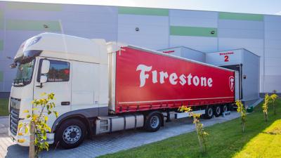 Firestone Industrial Products powiększy fabrykę i otwiera magazyn