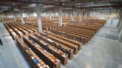 Magazyn e-commerce LPP w Rumunii już działa