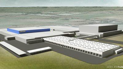 Centrum Dystrybucji IKEA w Jarostach będzie większe