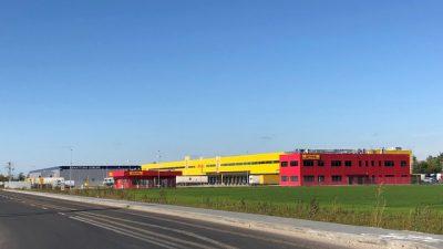 Panattoni wybudował dwa BTS-y dla DHL Parcel Polska