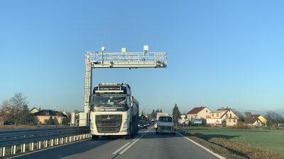 100 tys. polskich ciężarówek nie wjedzie do Czech?