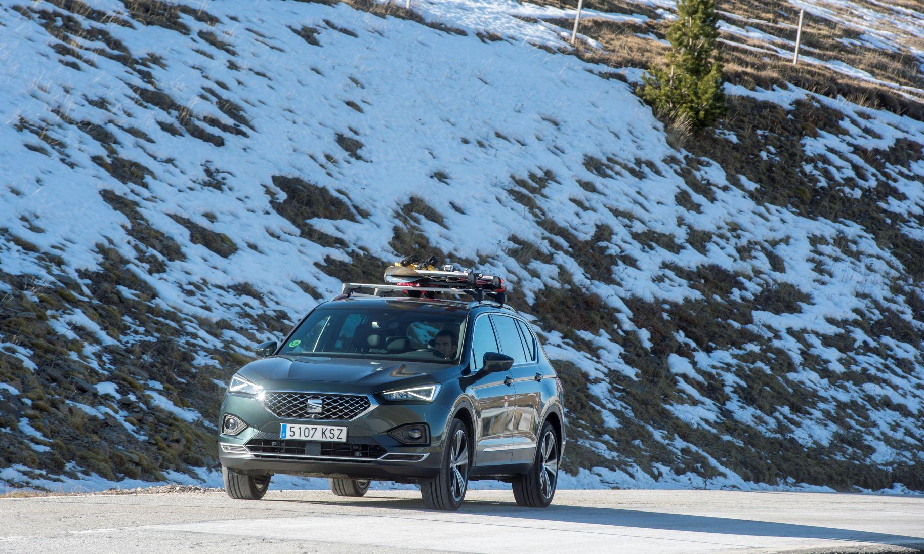 5 porad dla tych, którzy na narty wybierają się samochodem