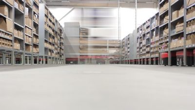 Zautomatyzowana logistyka MediaMarkt w Szwecji