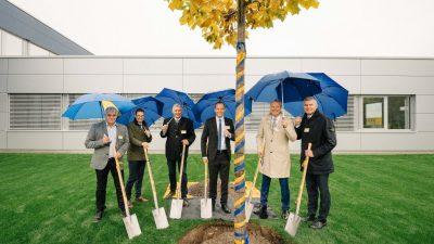 Dachser: nowe centrum logistyczne we Fryburgu