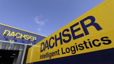Dachser inwestuje w rozbudowę oddziału