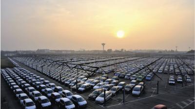 Logistyka pojazdów gotowych