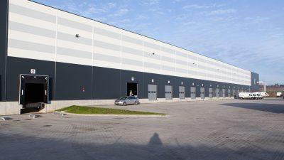 Centrum logistyczne dla Moto-Profil w Świebodzinie