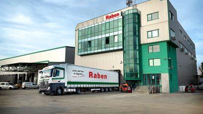 Grupa Raben otwiera nowy oddział w Bułgarii