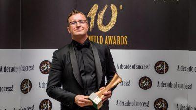 Nagrody dla Panattoni Europe i Roberta Dobrzyckiego