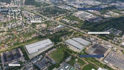 Panattoni Europe przebuduje 12 000 mkw. pod fabrykę Sealed Air