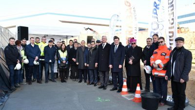 Bridgestone buduje nowe hale produkcyjne w Poznaniu