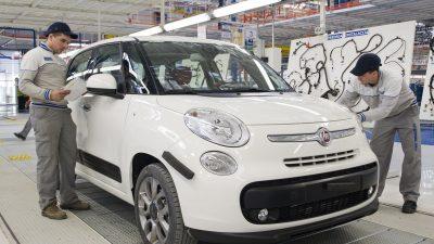 Stanęła fabryka FCA w Serbii