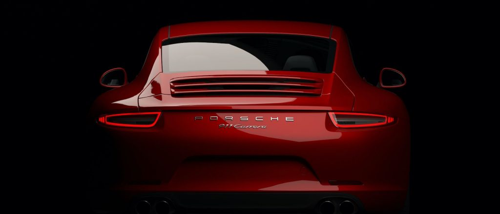 DB Schenker i Porsche Cars Canada