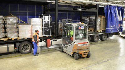 ELVIS otwiera platformę ładunków
