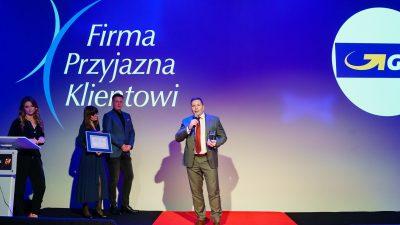 GLS Poland doceniony w niezależnym badaniu klientów