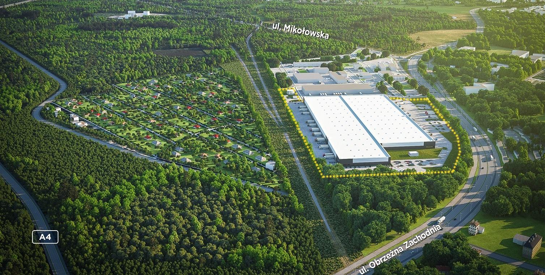 Hillwood buduje dwa nowe magazyny na Górnym Śląsku