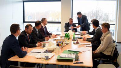 LS EV Poland kupuje działkę pod zakład w Dzierżoniowie