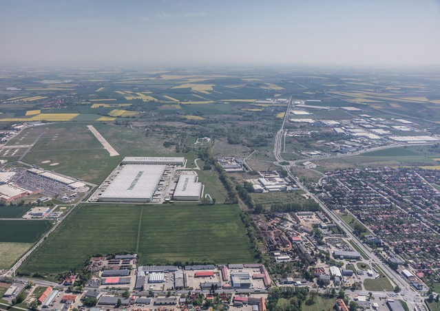 Panattoni Park Legnica i Spreadshirt Manufacturing Polska