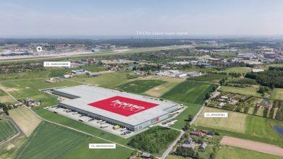 Nowa inwestycja w Trójmieście – Panattoni Park Gdańsk Airport
