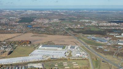 Pomorze: startuje budowa nowego parku