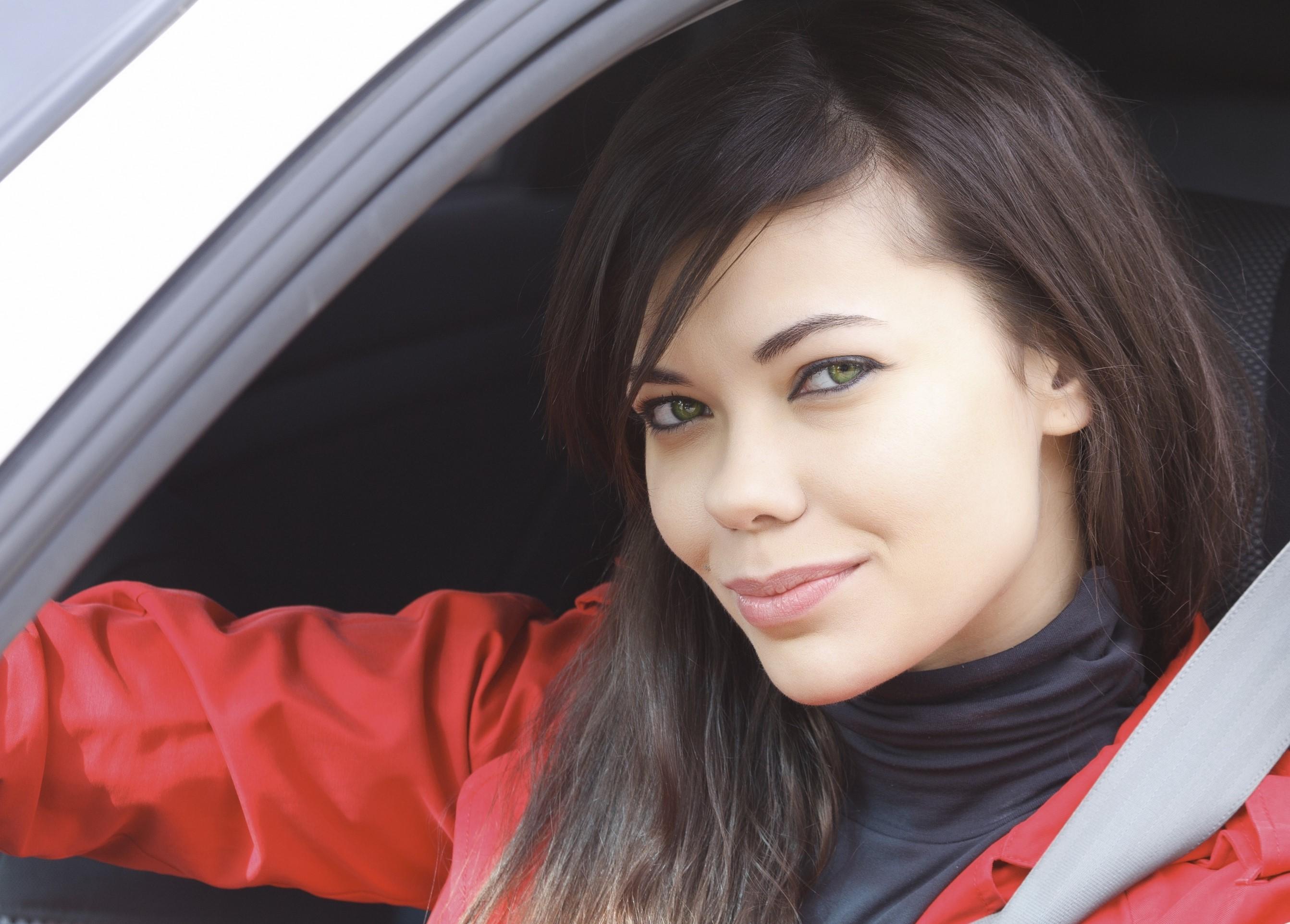 Kobiety zawodowo za kierownicą?