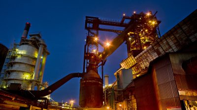 ArcelorMittal Poland ponownie uruchamia wielki piec w krakowskiej hucie