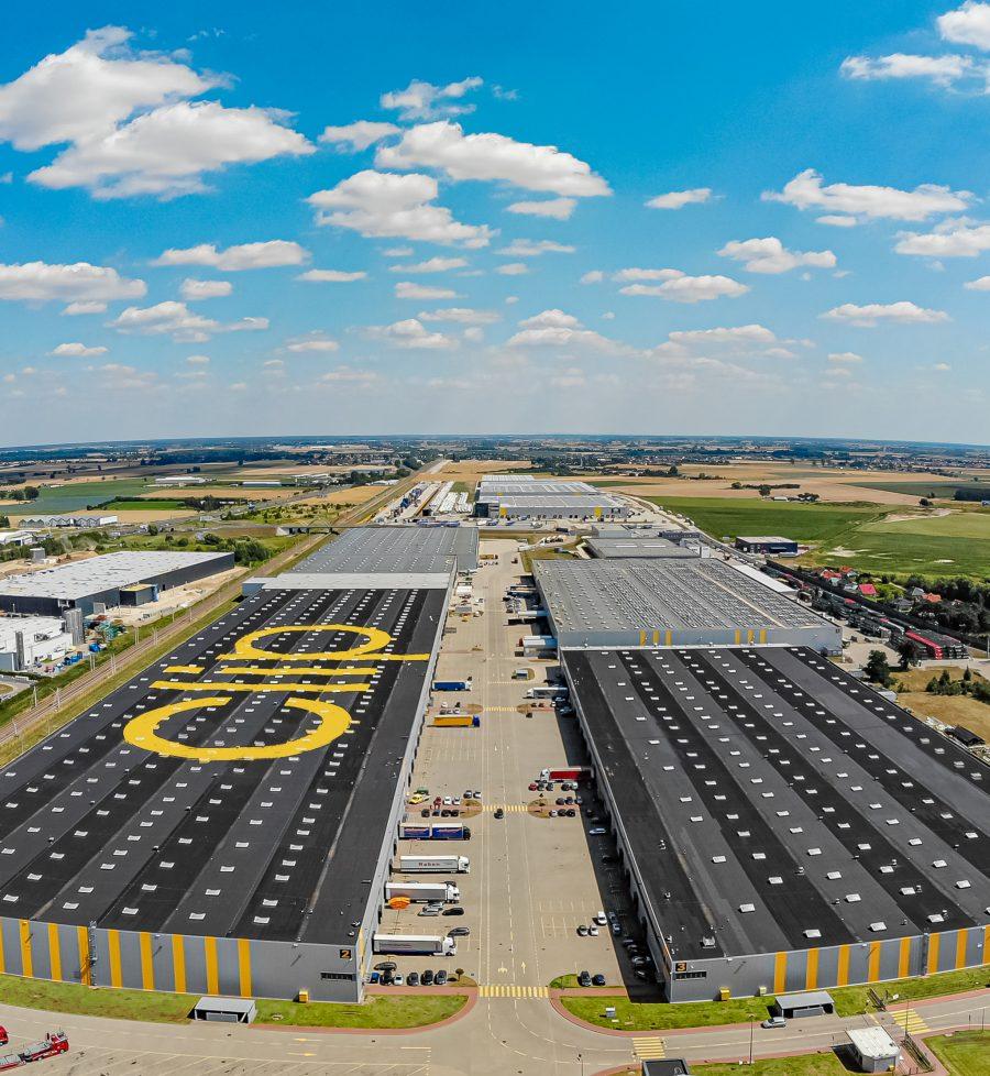 CLIP Group najlepszym centrum logistycznym w Polsce.
