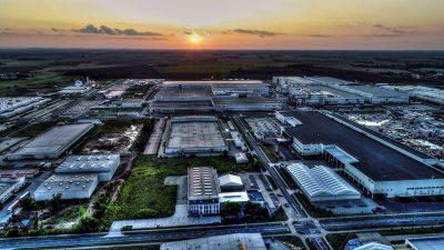 Prawie pół miliarda euro kredytu dla polskiej fabryki LG Chem