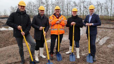 Dachser inwestuje w Holandii