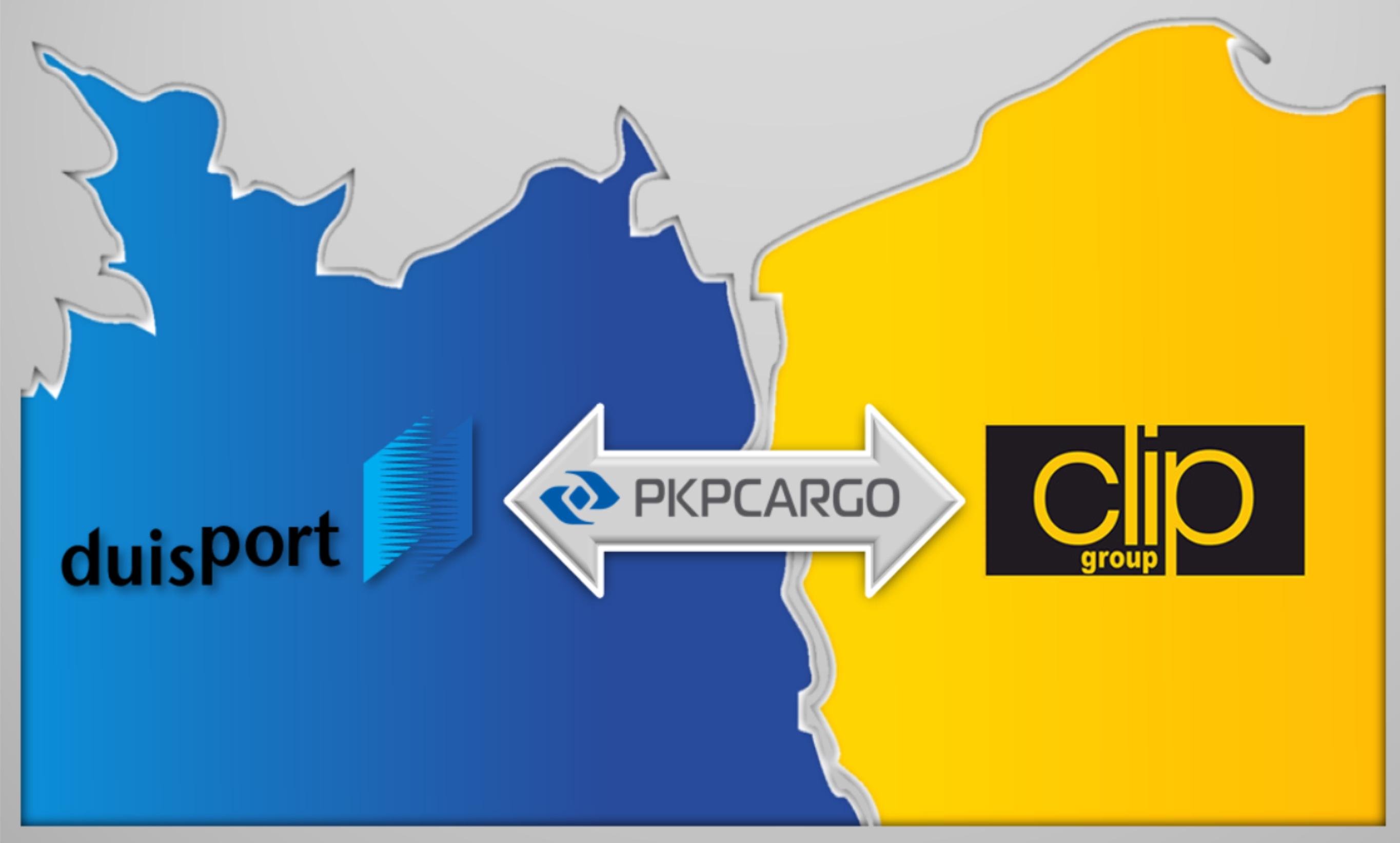 Clip Group uruchamia pociąg z Polski do Niemiec przewożący naczepy cieżarowe