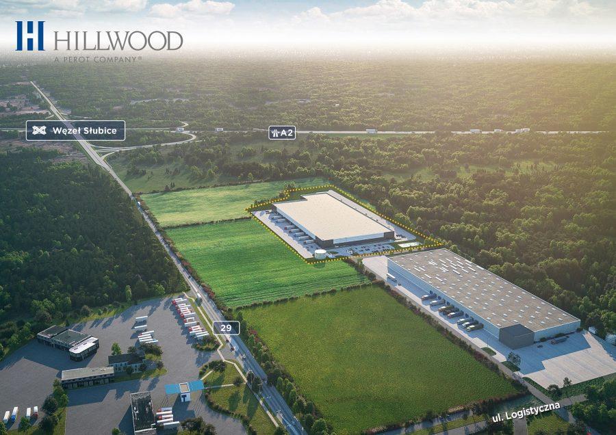Nowa inwestycja Hillwood w Słubicach