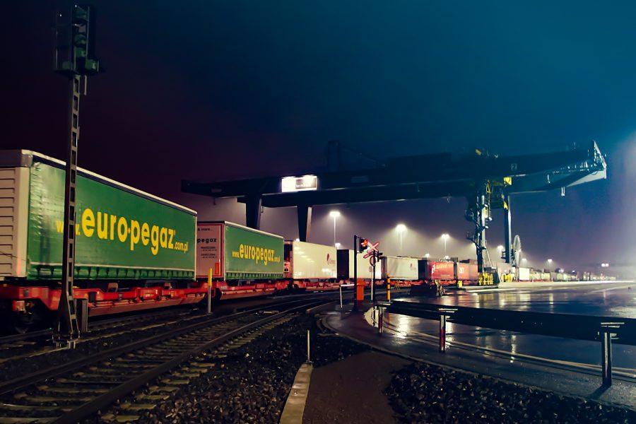 Pierwszy innowacyjny pociąg intermodalny Polska – Luksemburg
