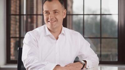 Piotr Bzowski dyrektorem rozwoju w Mountpark