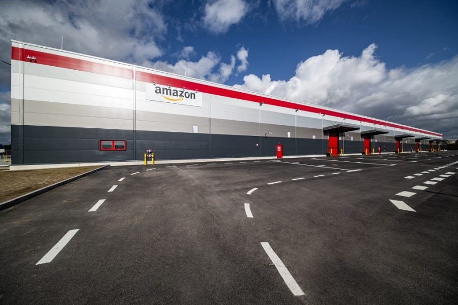P3 Logistic Parks dla firmy Amazon