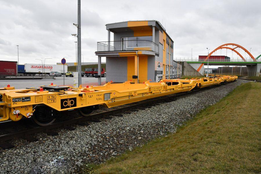 CLIP Intermodal powiększa flotę własnych wagonów