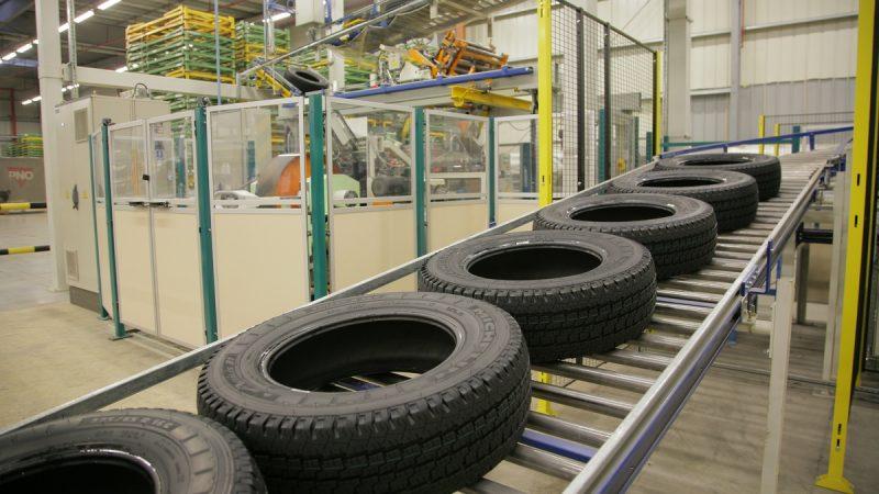 Michelin od jutra ogranicza produkcję w Olsztynie