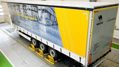Wielton nie wstrzymuje produkcji w Polsce